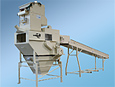 Automatic Bag Slitter machine (BSM1) - can handle a wide range of different bag sizes.